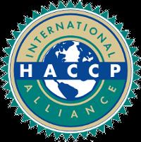 International HACCP Alliance Logo