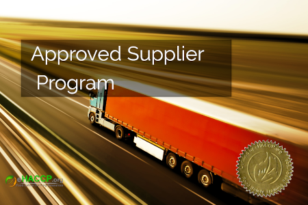 Approved Supplier Program Course
