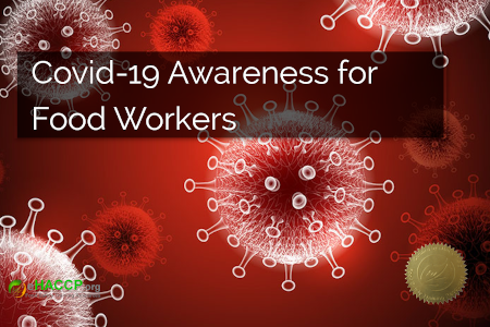 Covid-19 Awareness for Food Workers