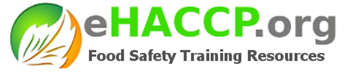 eHACCP - HACCP Training and Food Safety Training