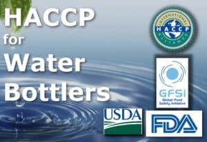 HACCP Water - Online HACCP Training